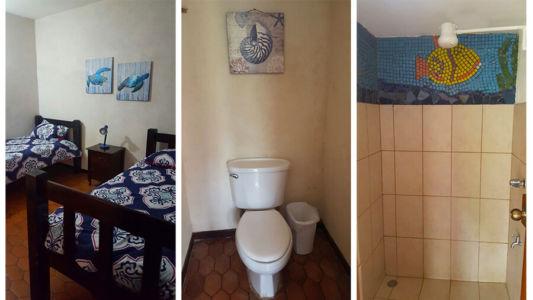Habitaciones - Baño Y Ducha Separados